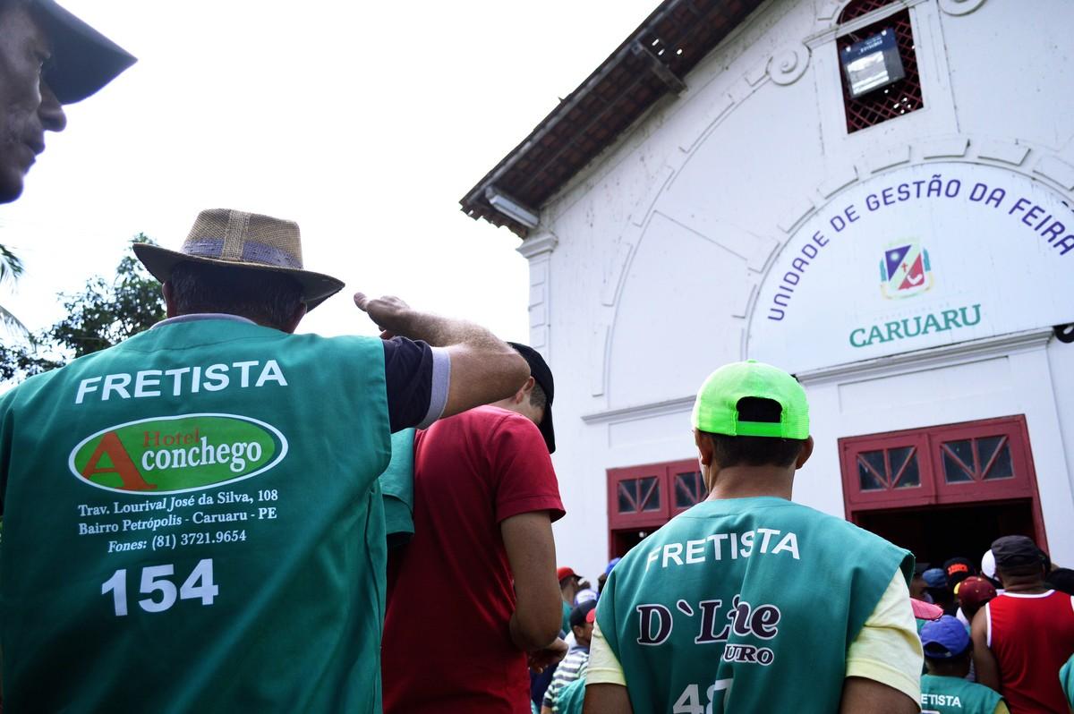 Carroceiros do Parque 18 de Maio recebem capacitação em Caruaru