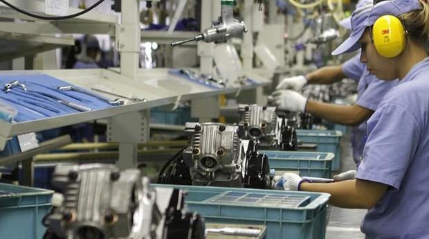Indústria (Foto: Arquivo/Agência Brasil)