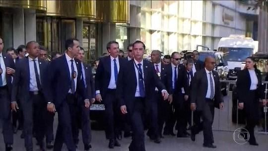No Chile, Bolsonaro elabora novo bloco sul-americano