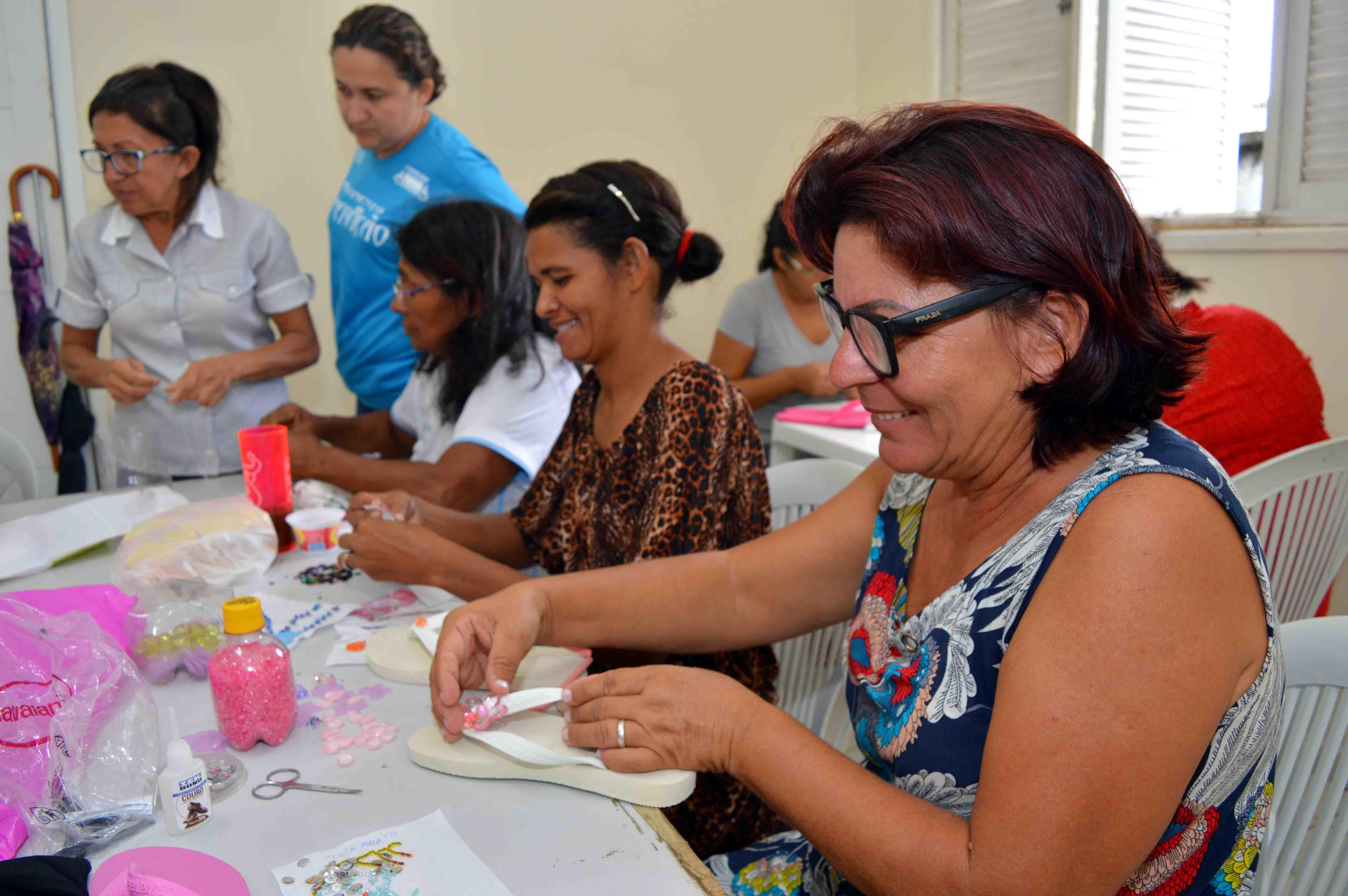 Prefeitura de Natal oferece cursos profissionalizantes em diversas áreas