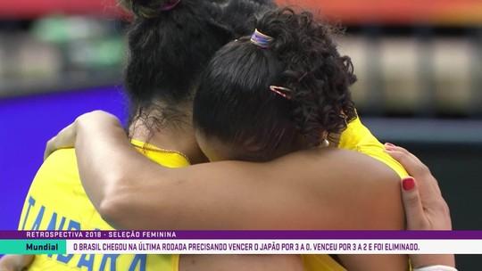 """Virna apoia Tiffany na seleção feminina de vôlei: """"Quem somos nós para julgar?"""""""