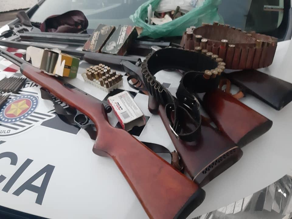 Pipa que caiu em quintal teria motivado disparos de morador em Itatiba, diz polícia