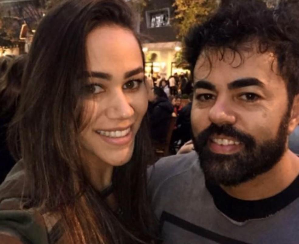 Empresário de Pouso Alegre retornava de viagem junto com a esposa (Foto: Reprodução EPTV)