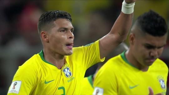 """Jornais pelo mundo destacam classificação: """"O melhor Brasil já assusta"""""""