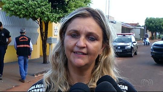 Polícia faz reconstituição para apurar contradições em suposto sequestro em Rio Verde