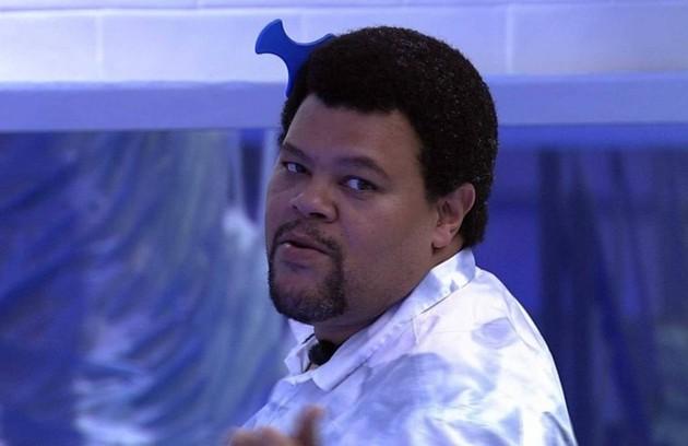 Babu Santana é o recordista de paredões de todas as edições do 'BBB': foram dez no total (Foto: Reprodução)
