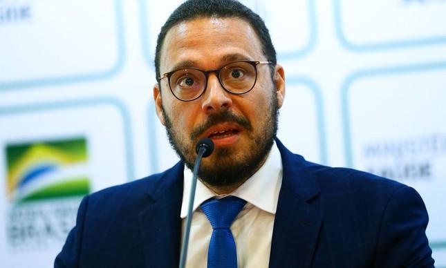 Julio Croda, então diretor no ministério da Saúde: quando ele previu 180 mil mortes até o final de 2020, parecia alarmismo