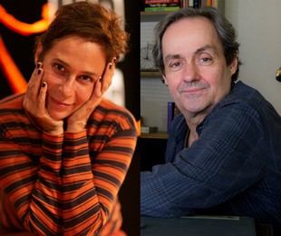 Andrea Beltrão e Daniel Dantas | O Globo
