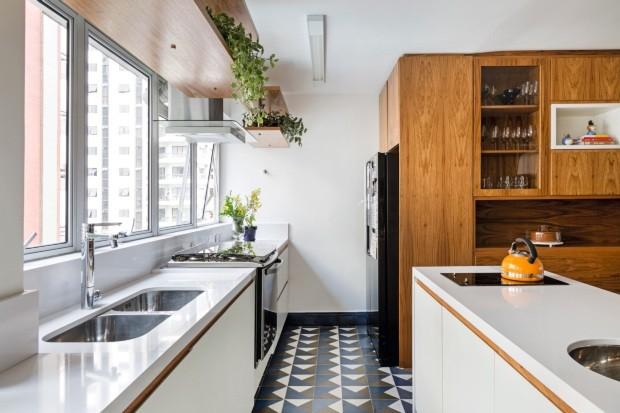 Dicas e ideias de decoração para ter plantas na cozinha