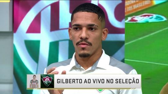 Gilberto revela surpresa com mudança de Abel e explica voadora em cima de Sassá
