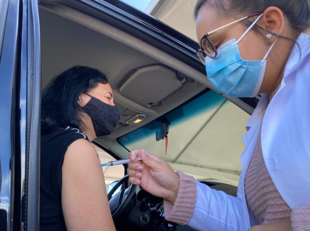 Pessoas que tomaram 1ª dose da Pfizer até 24 de junho recebem 2ª aplicação nesta quarta-feira em Sorocaba