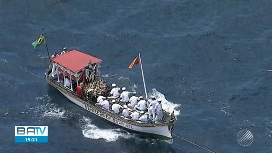 Irmandade de Bom Jesus do Navegantes confirma ausência da galeota 'Gratidão do Povo'