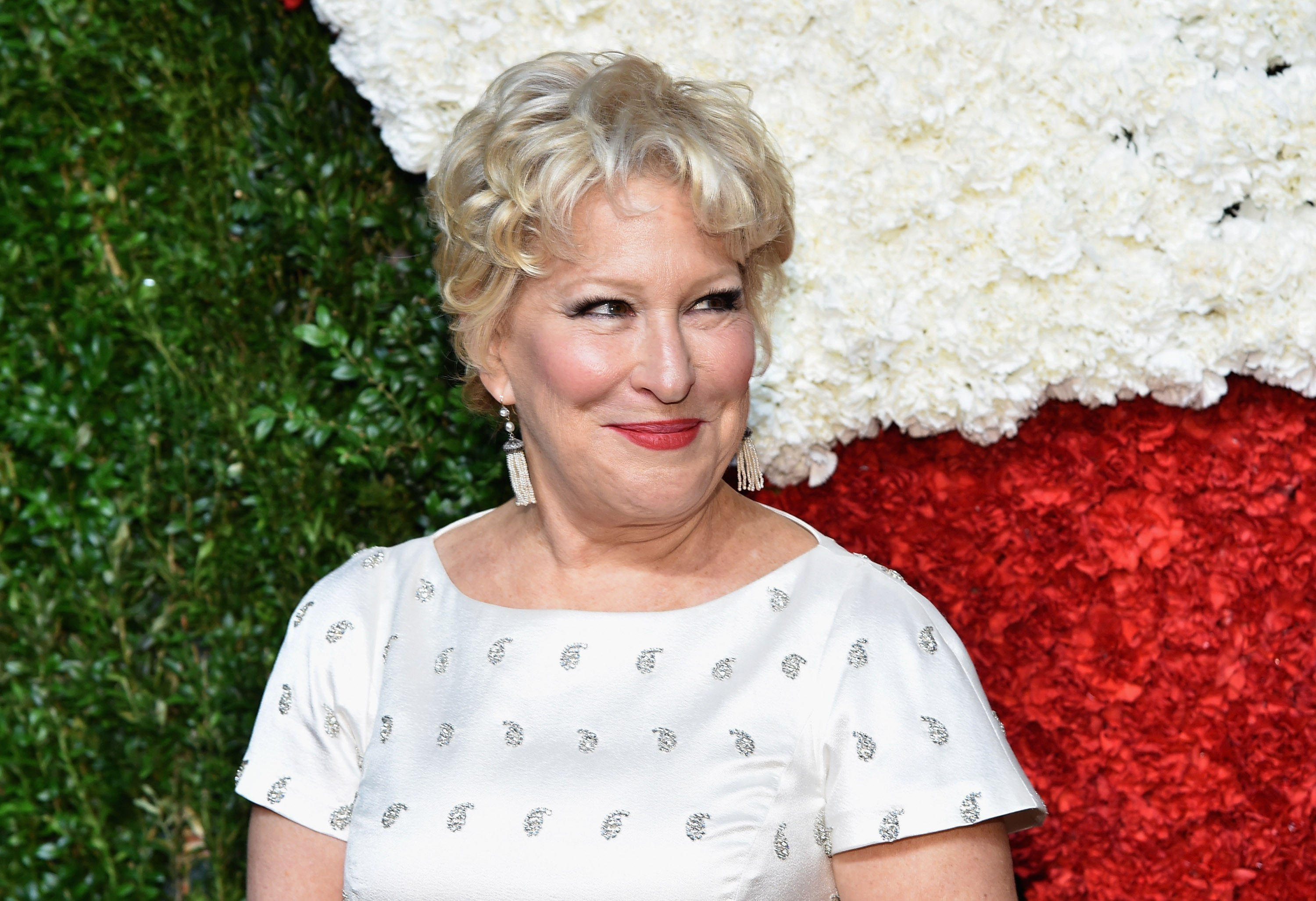 A atriz Bette Midler (Foto: Getty Images)