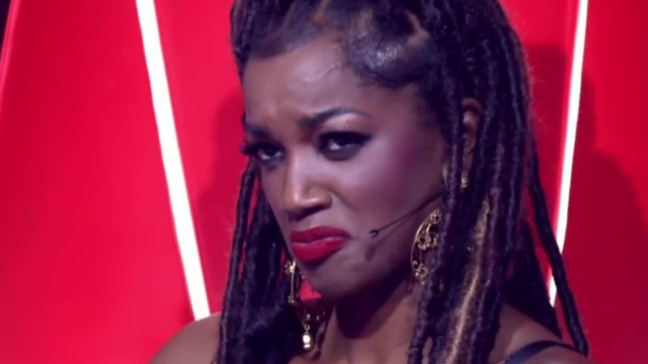 Relembre as melhores reações de IZA no 'The Voice Brasil'