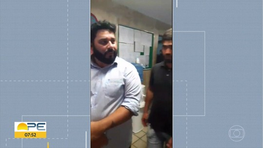 Prefeito de Belo Jardim se envolve em confusão durante audiência