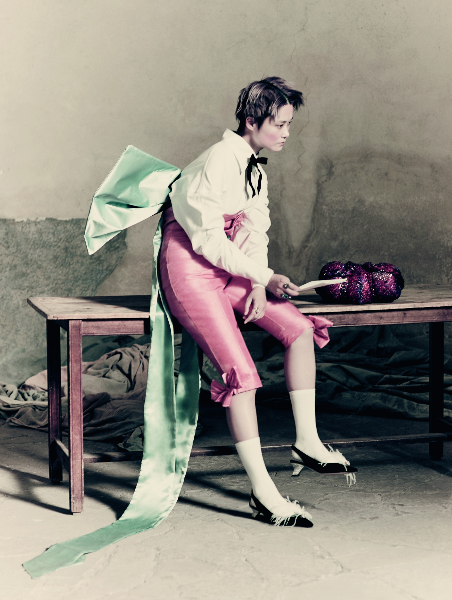 Chris Lee (Foto: Paolo Roversi)