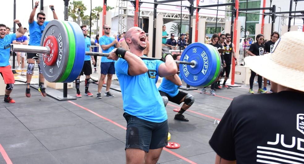 Atletas tem maior necessidade de consumir energia  (Foto: Josué Seixas/GloboEsporte.com)