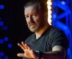 Ricky Gervais no standup 'Humanity'  | Reprodução