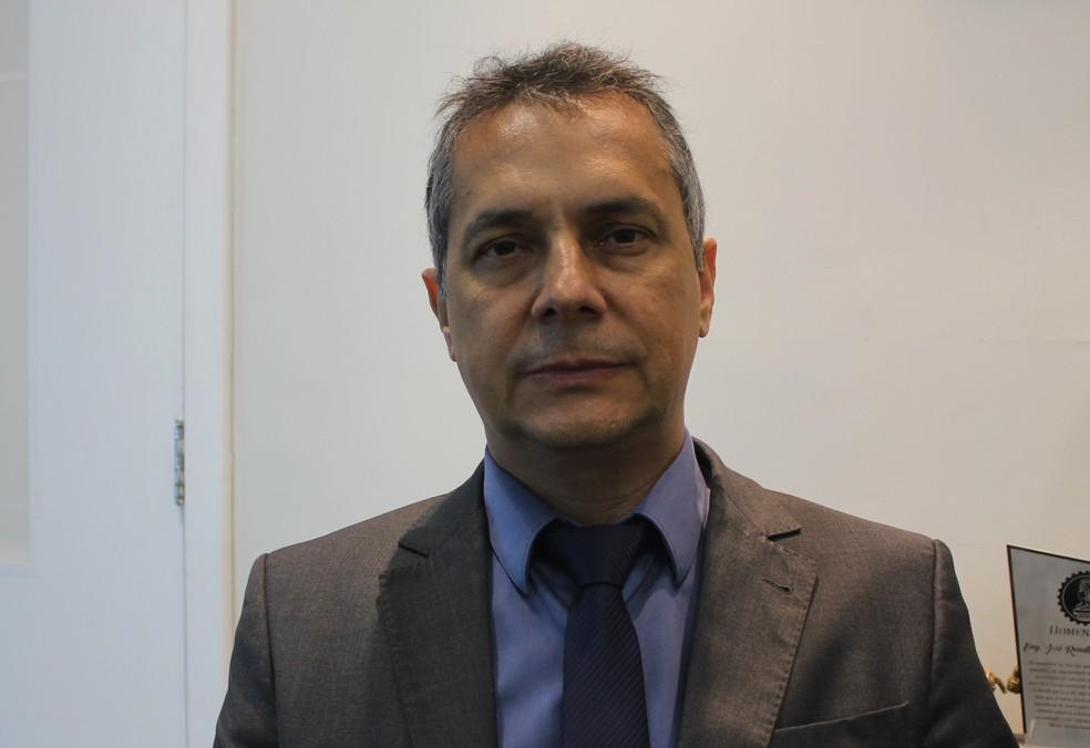 Vasco Cunha Gonçalves — Foto: Raphael Marques/Governo do ES