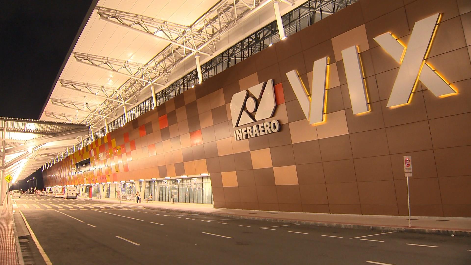 ES começa a testar passageiros para Covid-19 no Aeroporto de Vitória