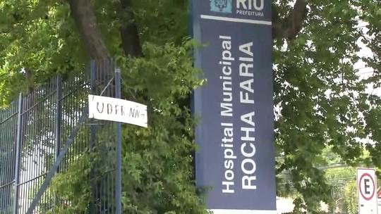 Funcionários pedem socorro através de bilhetes em hospital do Rio