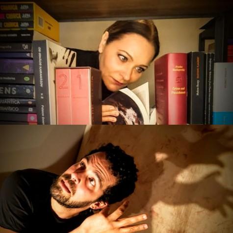 Alexandra Richter e Márcio Cunha (Foto: Arquivo pessoal)