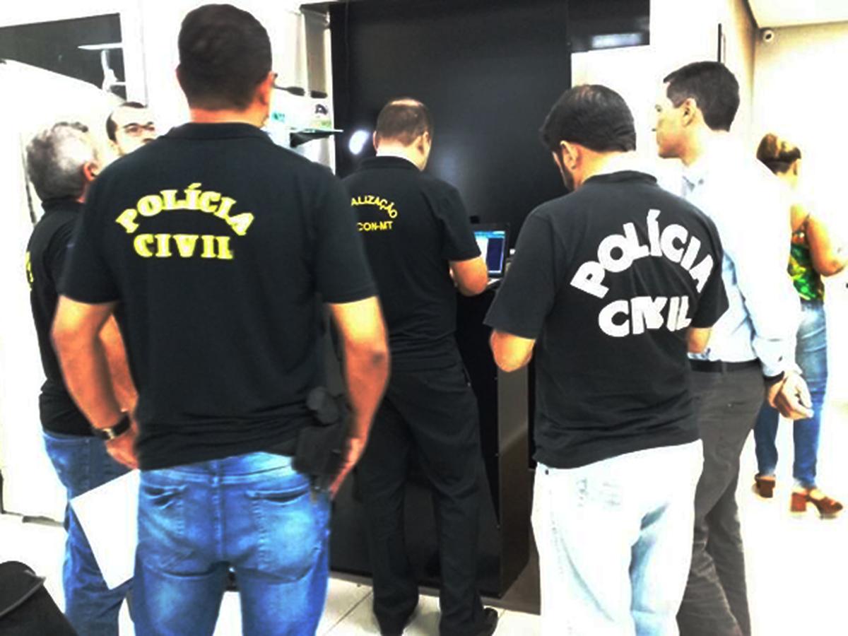 5e8ca5e09f1ac Oito empresários são detidos por fabricar e vender lentes sem prescrição  médica   Mato Grosso   G1