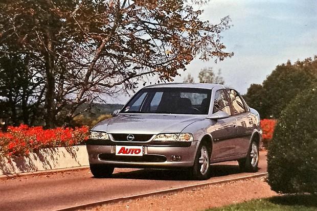 Vectra CDX V6  (Foto:  Cláudio Larangeira/Autoesporte)
