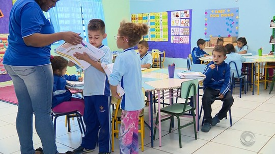 Faltam 120 mil vagas na educação infantil no RS, aponta estudo do TCE