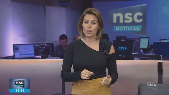 VÍDEOS: NSC Notícias desta sexta-feira, 11 de outubro
