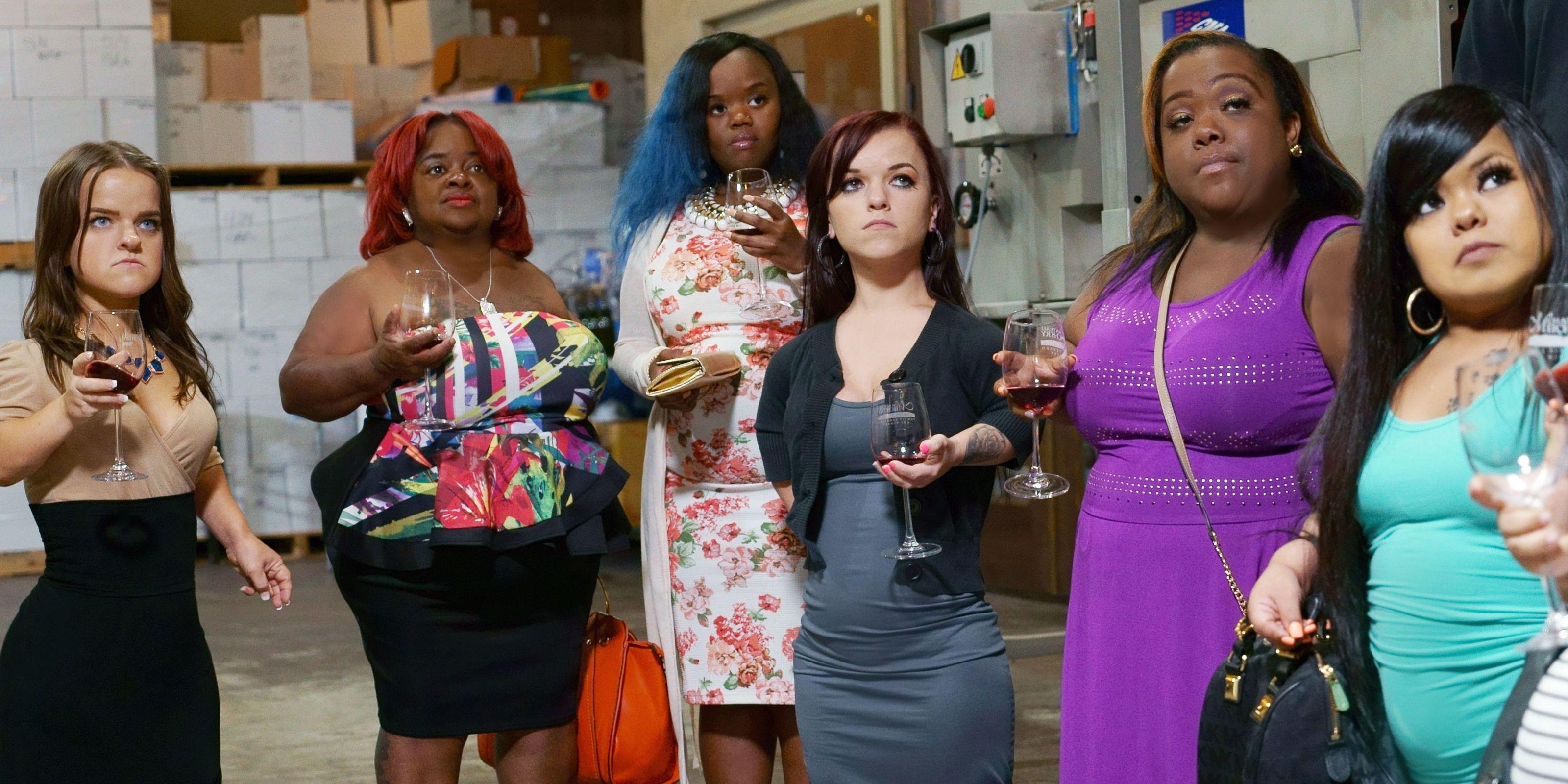 Melissa Hancock em cena do reality 'Little Women: Atlanta' (Foto: Divulgação)