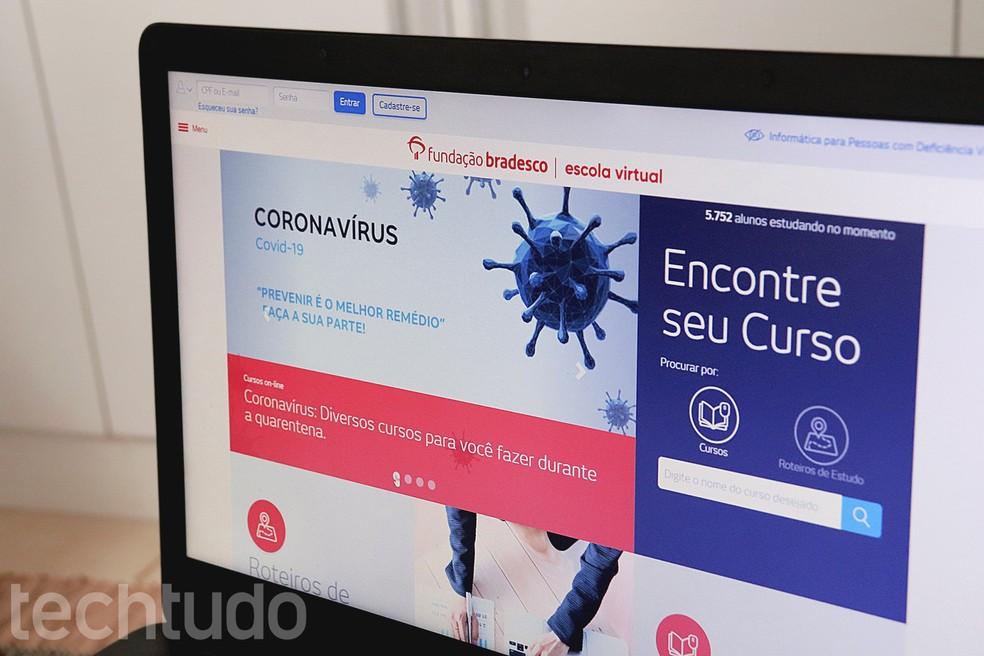 Curso Online Gratis Veja Dez Opcoes Para Fazer Durante A Quarentena Educacao Techtudo
