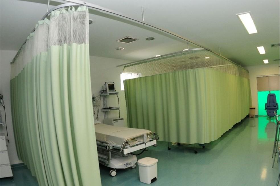 Ceará terá cinco novos hospitais de campanha — Foto: Divulgação/Hospital das Clínicas Itajubá