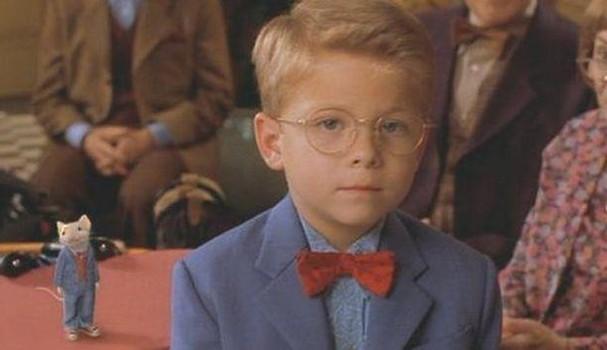 O Pequeno Stuart Little (Foto: Reprodução)