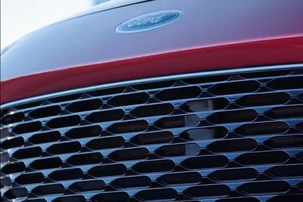 Ford Escape de nova geração aparece de relance no Twitter (Foto: Divulgação)
