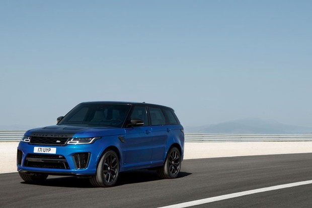 Range Rover Sport  (Foto: Divulgação )