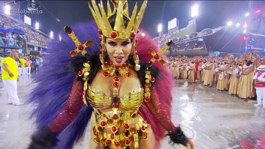 Veja quem são as rainhas de bateria do Grupo Especial do Rio de 2020