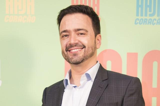 Daniel Ortiz (Foto: Caiuá Franco/TV Globo)