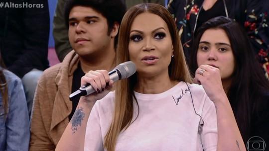Solange Almeida gosta de sexo todos os dias: 'Dizem que sou ninfa'