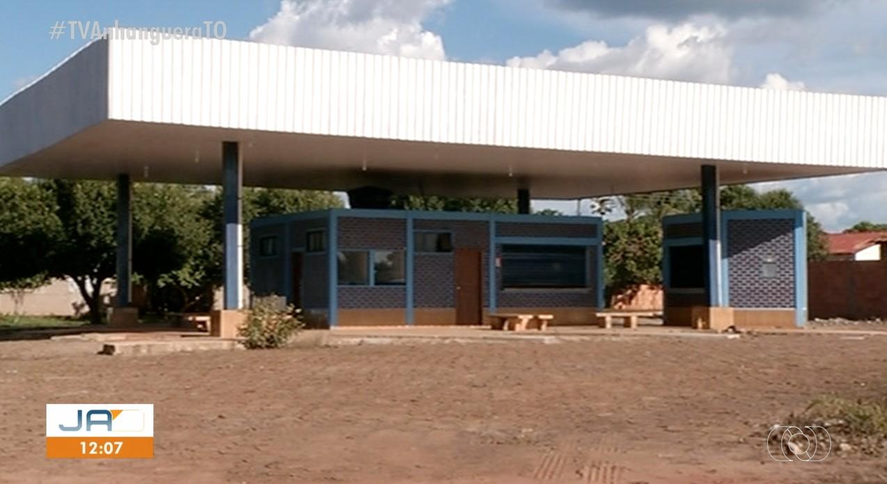 Rodoviária segue fechada após passar por reforma em Crixás; Prefeitura disse que local voltaria a funcionar em janeiro