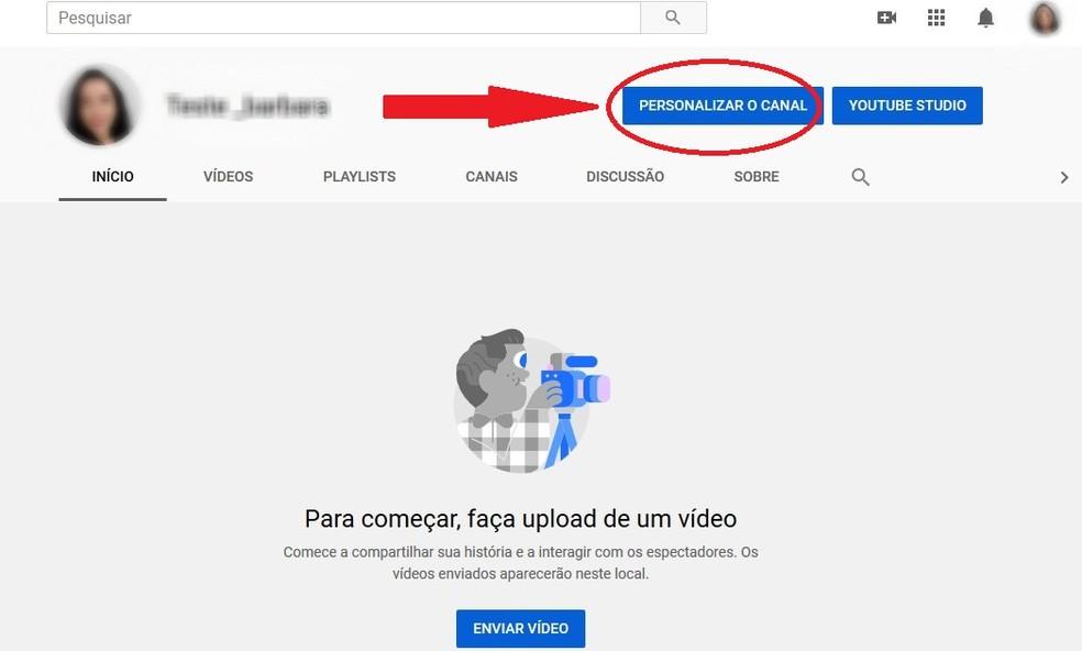 Como Fazer Um Canal No Youtube Veja Oito Dicas Para Iniciantes Na Plataforma áudio E Vídeo Techtudo