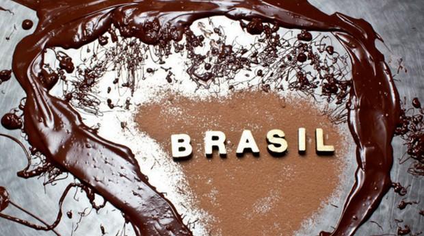 Misturar chocolate com frutas brasileiras pode render boas ideias (Foto: Reprodução/Sebrae)