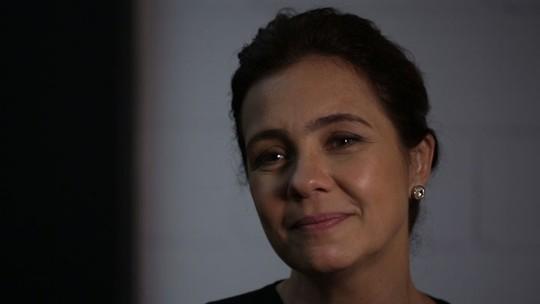 Adriana Esteves se mostra ansiosa para a estreia de 'Justiça': 'Curioso ver as histórias de vários ângulos'