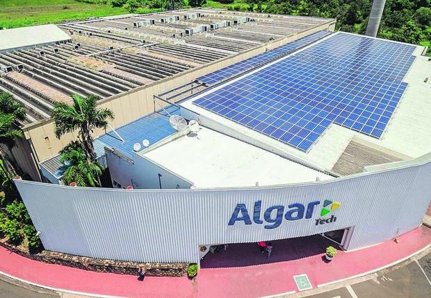Algar Telecom (Foto: Reprodução/Facebook)