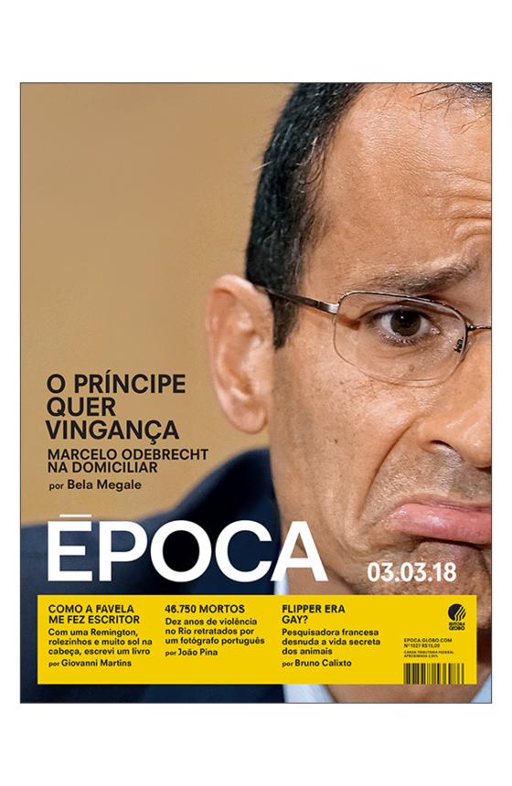 Capa revista Época edição 1027  (Foto: Época)