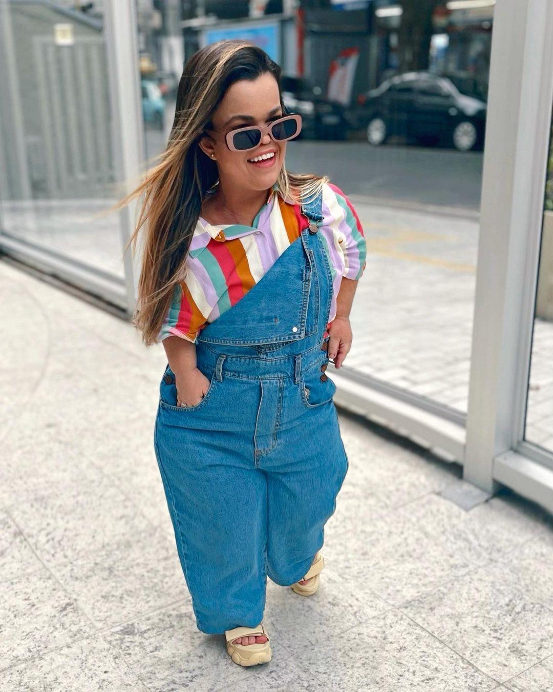 Rebeca Costa (Foto: Reprodução/Instagram)