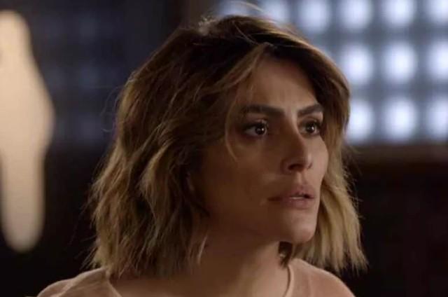 Cleo é Betina em 'O tempo não para' (Foto: TV Globo)
