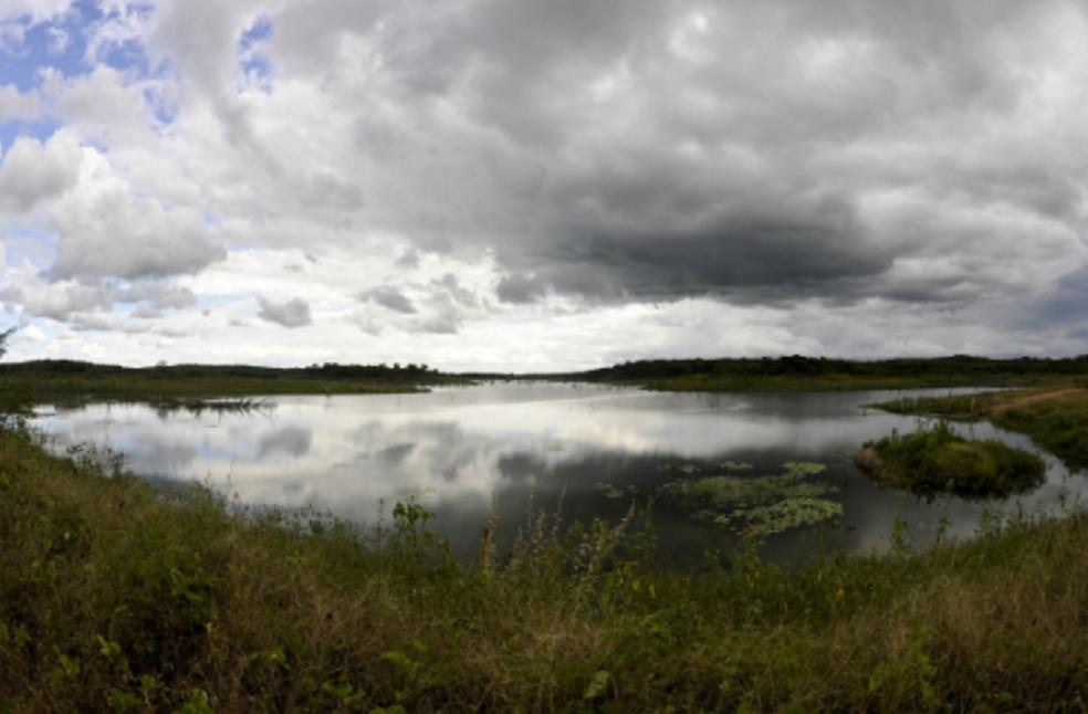Precipitações banharam municípios de diversas regiões do Estado. (Foto: Deyvison Teixeira)