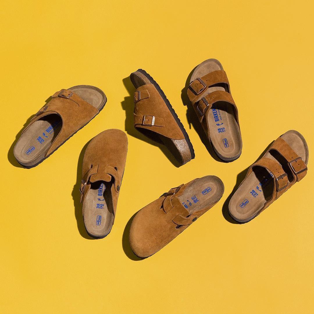 As sandálias da Birkenstock não querem um SUPREME gigante nelas (Foto: Reprodução/Instagram)