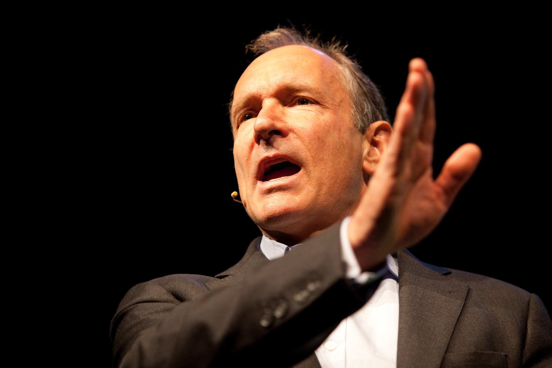 Tim Berners-Lee, o pai da Web (Foto: Flickr/ Creative Commons)